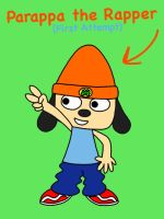 Parappa the Rapper! (1st Attempt) by LunaStrangeglove