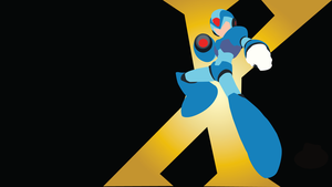 Mega Man X Wallpaper by Oldhat104