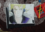 Laxus Dreyar by AbirAhmed