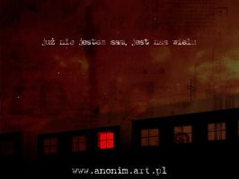 Anonim Band Wallpapers: 06 by michalkosecki