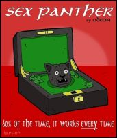 Sex Panther by Odeon by Hartter