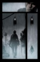Silent Hill Downpour: Anne's Story #3 Page 12 by T-RexJones