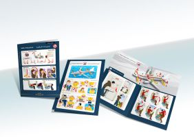 Etihad Airline Safety Cards by freon76