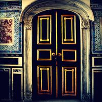 Topkapi Door by lostknightkg