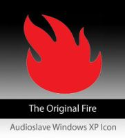 Audioslave Logo Icon For XP by mininudoidu