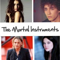 The Mortal Instruments Cast (SO FAR) by i8pancakes96