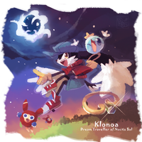 Klonoa: Dream Traveller of Noctis Sol by PhuiJL