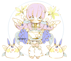 [CLOSED]Auction: Adopt by memoneo
