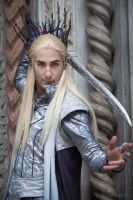 King Thranduil by AleSelene