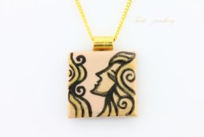 Golden Age_1 by Tuile-jewellery