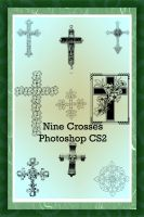 Cross brushes by AmbiantNight