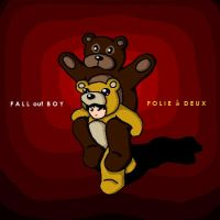 Folie a Deux Cute Album Art by KaleidoscopeEyes97