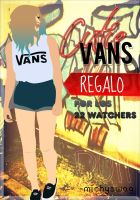 ~Regalo 22 watchers {Cutie Vans doll} -Michyswag by MichySwag
