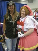 Me and Scott McNeil by Emerarudo-chan