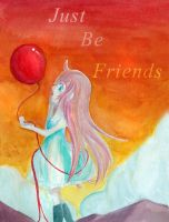 Just be Friends by LostElegy