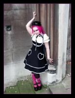 Elegant Gothic Lolita - part 2 by AssistedSuicide