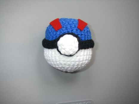 Great ball from Pokemon by Tirrivee