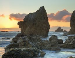 Pacific Tranquility by PaulBrozenich