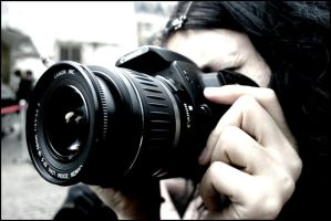 Lady Camera by AndreasServan