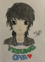 Yesung Oppa by crystalSHINee4evr