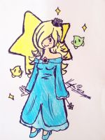 Little Miss Rosalina by PrettyLadyCosmos