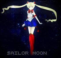 Sailor moon by TheVerdict11
