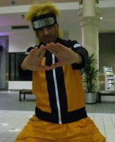 Naruto cosplay 6 by IronCobraAM