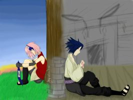 SasuSaku: Thinking of You by WalKWitHTimE