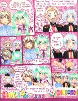 Rune Factory 4 Doodle Comic by Bokumono