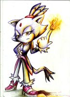 come at me if you dare. by sonicandsora25