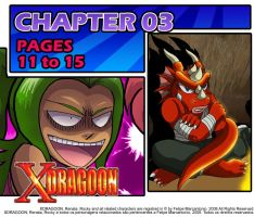 XDRAGOON 03 - Pages 11 to 15 by yuski