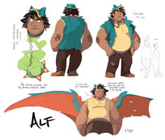 Alf Ref by GreekCeltic