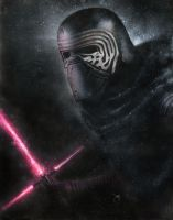 Kylo Ren by Devin-Francisco