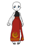 [CUSTOM OUTFIT] Scarlet--Lily by Sailor-Ahoge
