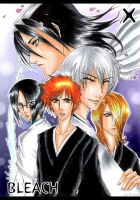 Bleach FA - corrected vers. by mlang