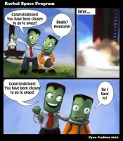 The Kerbal Space Program by Shadowcy