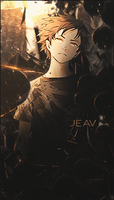 Boy | Vertical tag by Jeav9