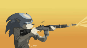 Sonic-M14 Scout by BUGHS-22