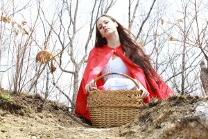 Little Red Riding Hood 11 by Anariel-Stock