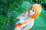 Leeloo: Swimsuit Design by CLeigh-Cosplay