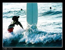 SURFS UP: Wipe Out by ezak