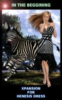 IN THE BEGINING for Henesis Dress (Zebra) by DiYanira