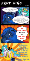 Chapter 17 : Past Sins by vavacung