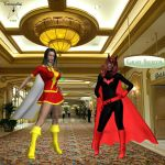 Marvel's of the Knight by TrekkieGal