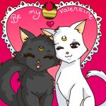 And they called it Kitty Love! by Sailor-Serenity