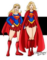 PROMOTIONAL - SUPERGIRLS by roemesquita