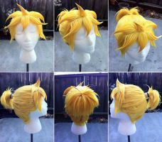 Len Kagamine wig VOCALOID2 (Versions 3) by taiyowigs
