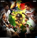 World Cup Final 2014 by YaDig