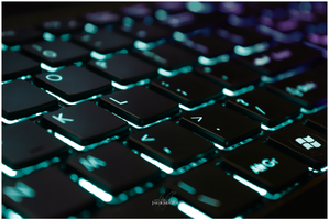 MSi GT780DXR LED keyboard by legalcrime