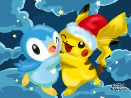 We Wish You A Poke Christmas 2014 by AriaSnow